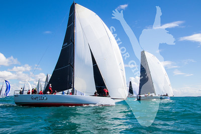 Brisbane to Keppel Race 2019