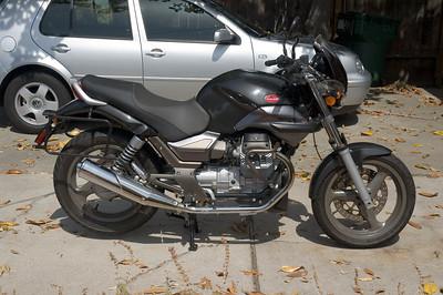 2005 Moto Guzzi Breva 750ie
