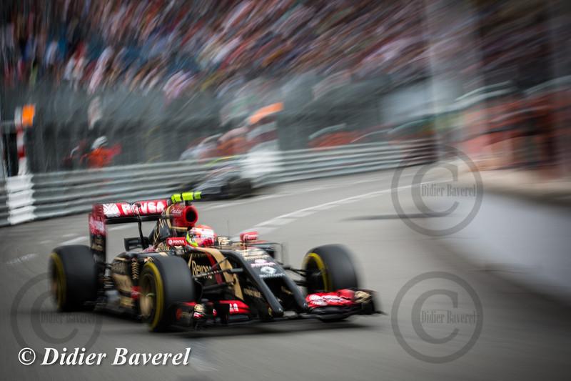 F1 GP Monaco 2014: Pastor Maldonado