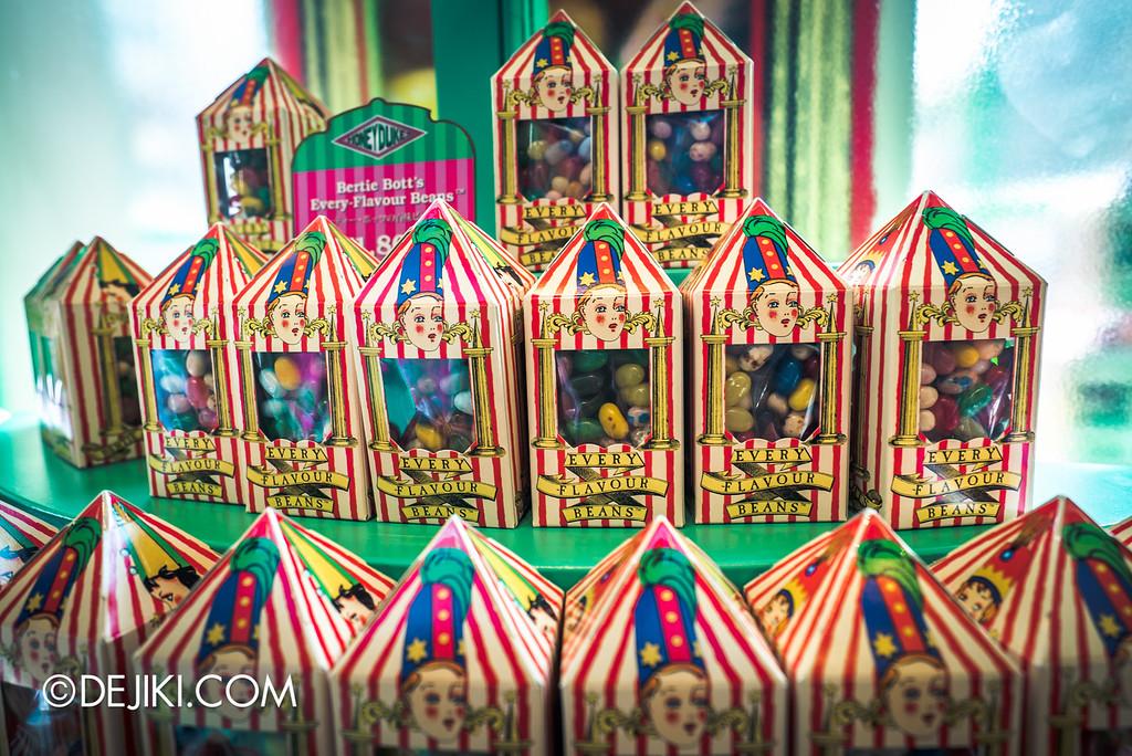 Universal Studios Japan - The Wizarding World of Harry Potter - Hogsmeade Honeydukes Bertie Bott's Every Flavour Bean