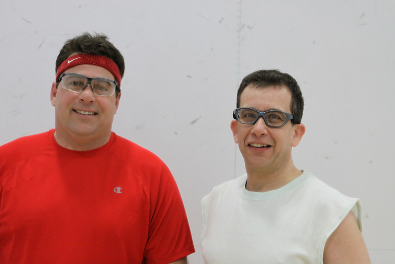 Men's Open team; Jeff Keuler & Charlie Pannone..