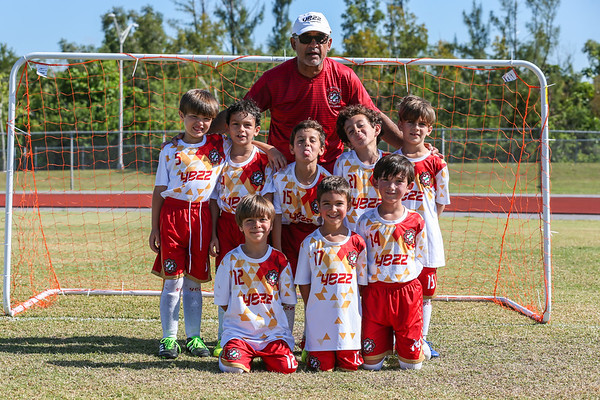 Sant Philip's Episcopal School Boys Soccer, 2019