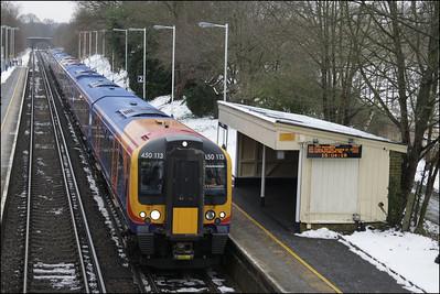 Rail Scene - 2013