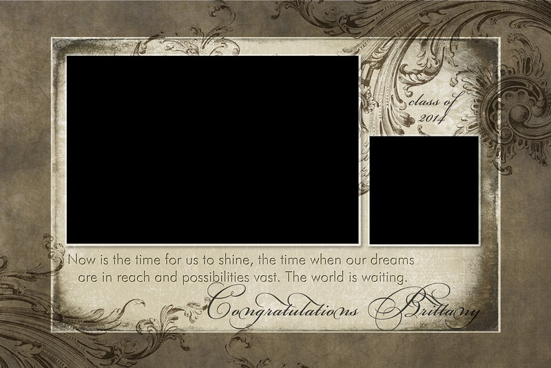 Catherine Alise - Half Page Template