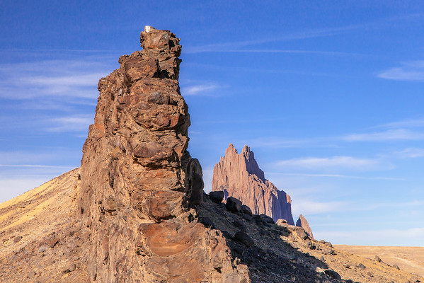 Shiprock - Navajo Nation New Mexico