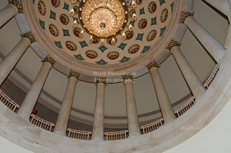 Small House Rotunda in the U.S. Capitol Building