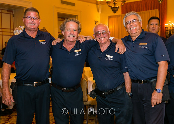 Team Meeting - August 2016