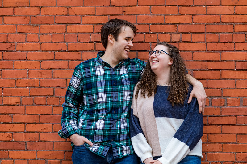 Engagement - Rebecca & Andrew
