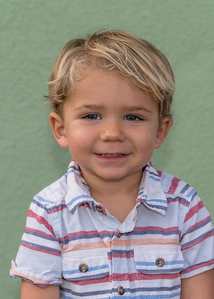 Dorian Stahl 2nd Birthday