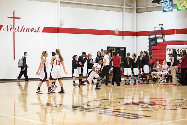 Women's Basketball vs. Redeemer University College