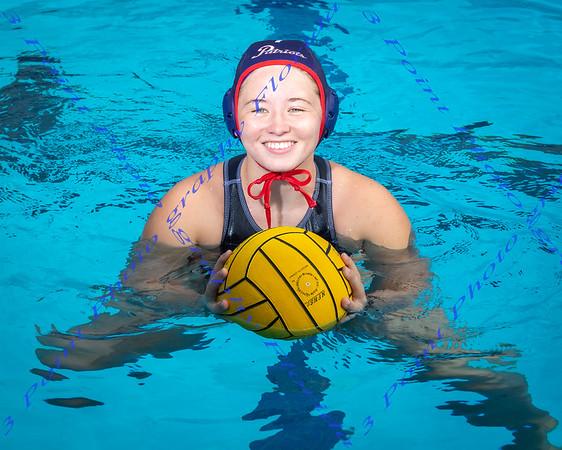 Senior Portraits - Water Polo