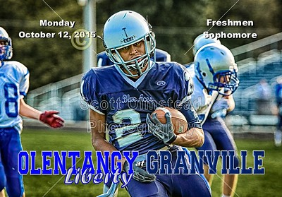 2015 Olentangy Liberty at Granville (10-12-15)