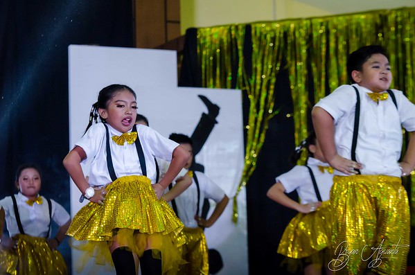 Pop Dance Contest Grades 1-6