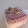 1.56ct Rustic Rose Cut Diamond Bezel Ring, by Single Stone 26