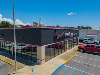 Verizon | Saraland AL for Cushman & Wakefield