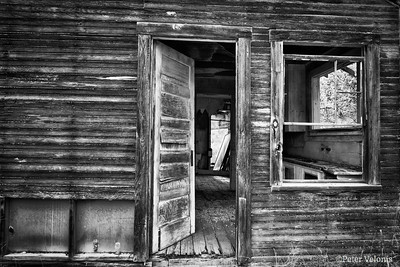 Ruby Arizona Ghost Town