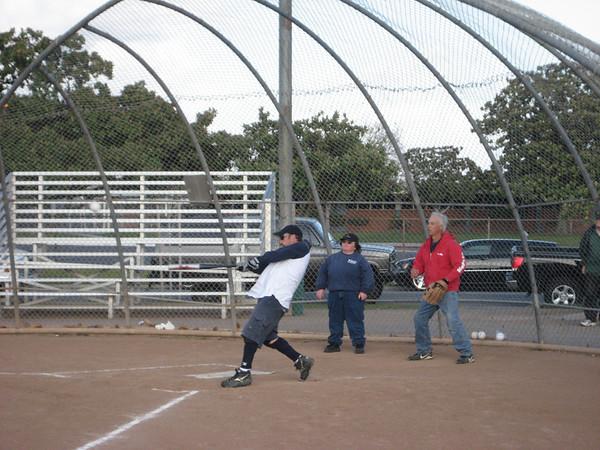 West Minister's Men's Softball