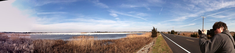Prime Hook National Wildlife Refuge - Jan. 1, 2012