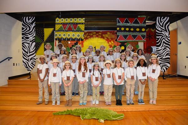 Grade 2 Play: Safari