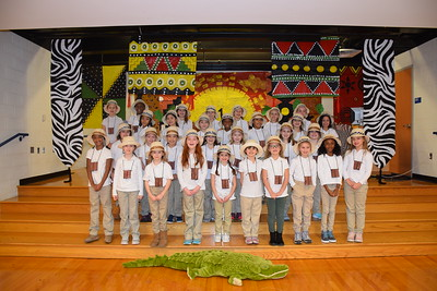 Grade 2 Play: Safari