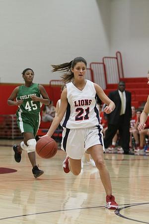 Foran HS Girls Basketball Varsity