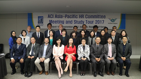ACI Asia-Pacific Regional HR Committee Meeting and Study Tour 2017