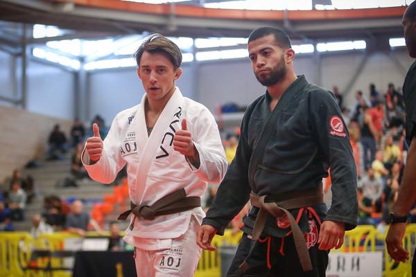 IBJJF 2015 Seattle Open (Brown Belts)