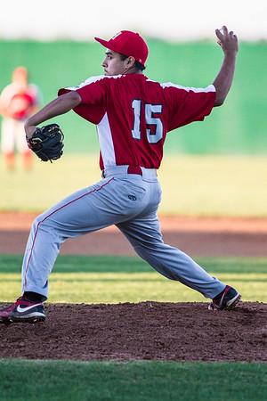March 11, 2014 - Baseball - Juarez-Lincoln vs La Joya _dy