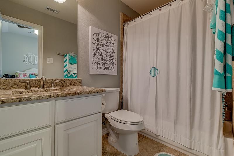 Bedroom 4 In-Suite Bathroom