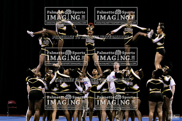 Lower Richland-2019 Cheerleading Championship