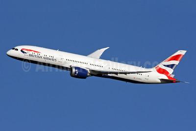 British Airways (current livery) (Boeing)