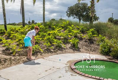 Sunday Mini Golf Tournament