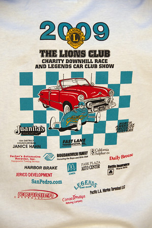2009 Lions Club Charity Downhill Race and Legends Car Show