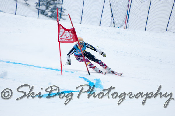 NW Cup Finals GS 2nd Run Men