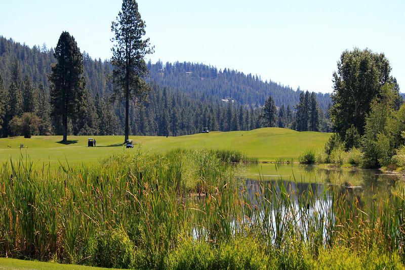 #3 Fairway, The Creek at Qualchan GC,  Spokane, Wa