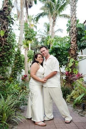 Rosannie + Aaron
