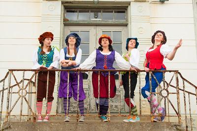 Nickel Shakespeare Girls