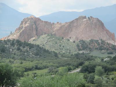 Colorado Springs, CO - Garden of the Gods