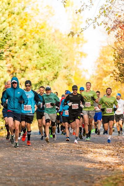 Marathon - Petit Train du Nord