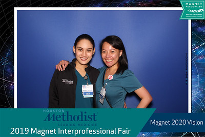September 27, 2019 - Houston Methodist 2019 Magnet Interprofessional Fair