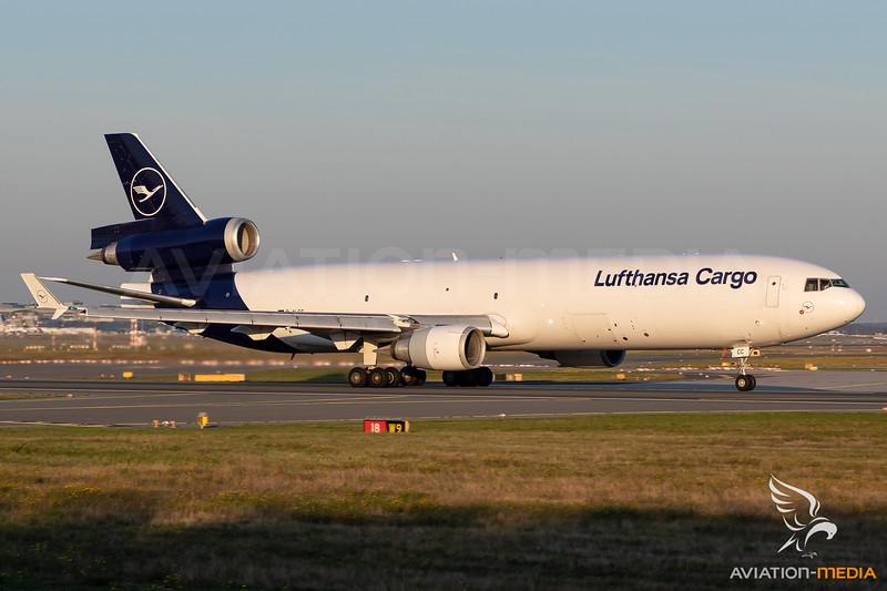 Lufthansa Cargo / MD-11 / D-ALCC