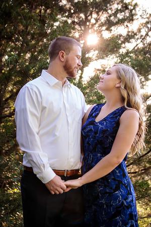 Brianna & Laken Engagement