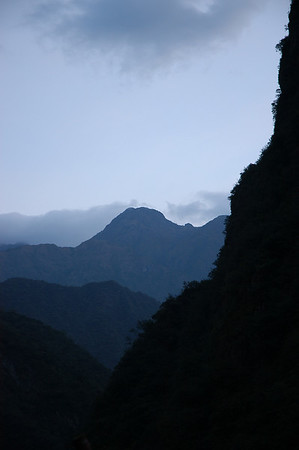 Machu Picchu Peru 2005