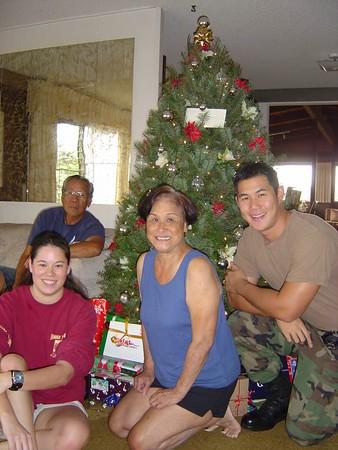 Hawaii Xmas 2004