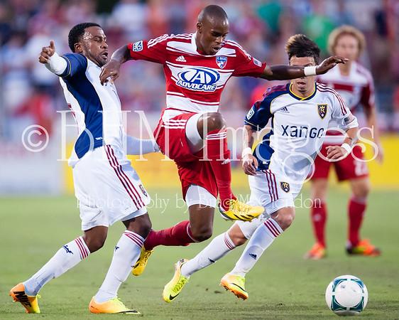 Real Salt Lake vs FCD