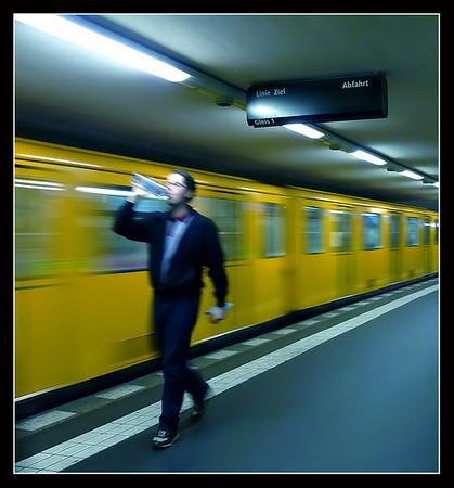 Berlin - Traffic & Metro