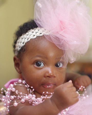 Shay Rolle Baby Shoot