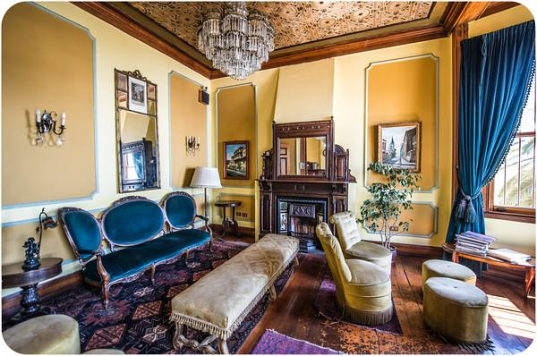 Hotel Gervasoni, Valparaiso, Chile