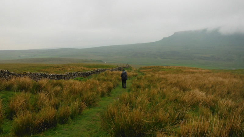 Pennine Way - Ponden to Baldersdale (May 31-Jun 5, 2014)