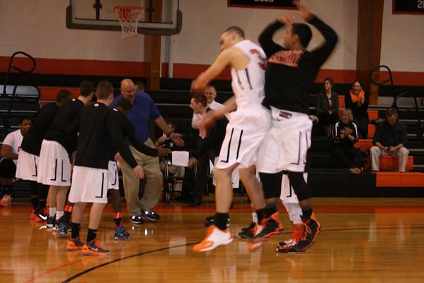 Varsity Basketball vs. The Covenant School